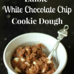 White Chocolate Chip Cookie Dough