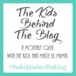 The Kids Behind the Blog [June]