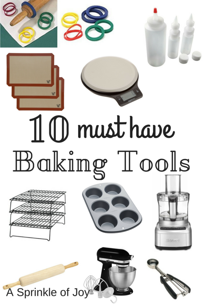 Looking for some fun tools to get the baker in your life? Check out this guide! *the guide contains affiliate links*