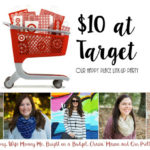 $10 Target Challenge [March 2017]