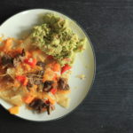 Local Recipes Made Fresh and Easy with Busch's {Fajita Nachos}