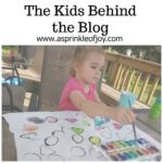 The Kids Behind the Blog {August 2017}