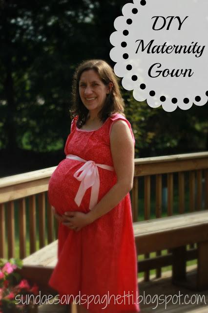 Diy Maternity Hospital Gown A
