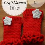 Valentine Day Leg Warmers