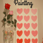 Ombre Hearts [Valentine's Day Craft]