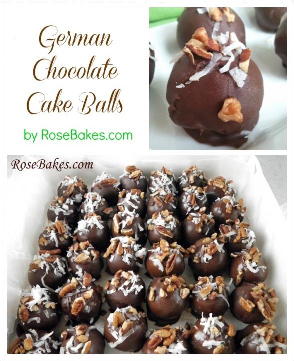 Easy Homemade German Chocolate Cake Recipe