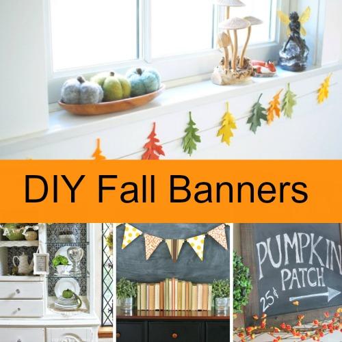 DIY-banners