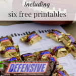 Football Bingo with SNICKERS®