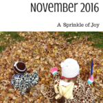 Kids Behind the Blog [November 2016]