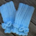 DIY Crochet Arm Warmers