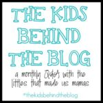 Kids Behind the Blog [January 2017]