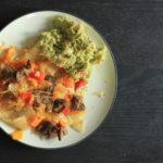 Local Recipes Made Fresh and Easy with Busch's {Fajita Nachos}