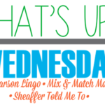What's Up Wednesday {September 2017}