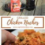Grilled Chicken Nachos