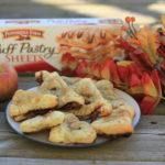 Chocolate Hazelnut Apple Mini Pies