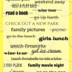 Summer Bucket List {Final Check In}