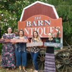 Girls' Time at the Barn Antiques