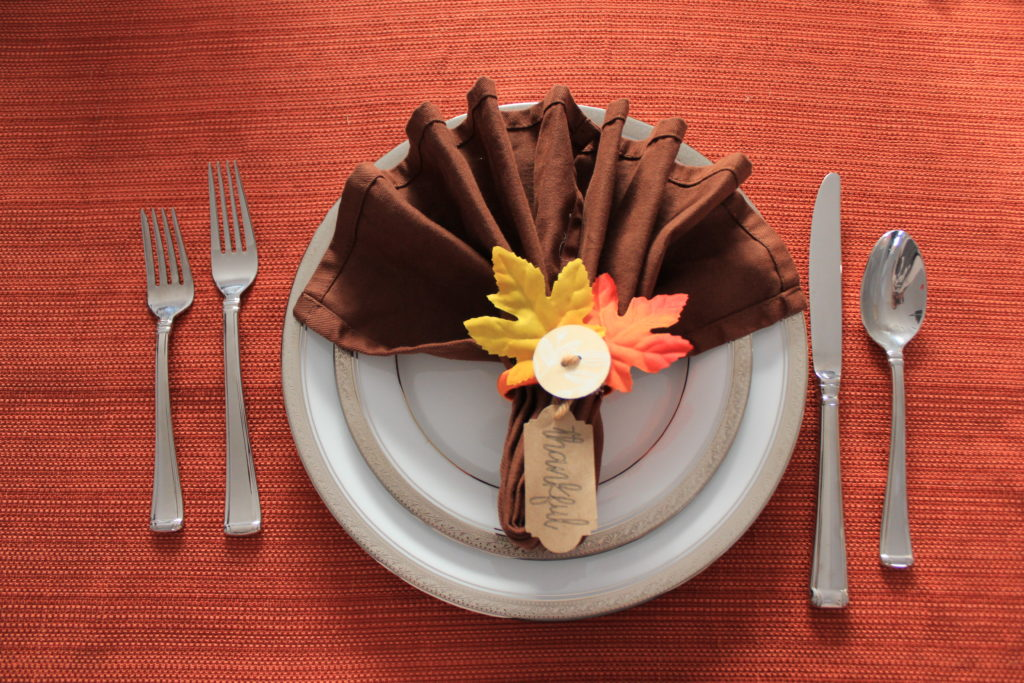 Easy Diy Thanksgiving Napkin Rings A Sprinkle Of Joy
